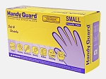 ADENNA HANDY GUARD® HGNT 3.5 MIL NITRILE POWDER FREE GLOVES, Box of 100