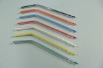 SYRINGE TIP 3-WAY , MULTI COLOR, PLASTIC CORE 250 per box